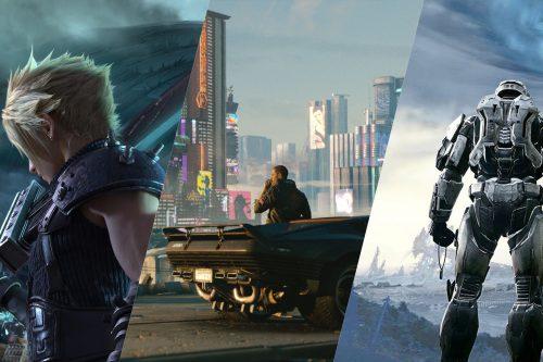 Les jeux vidéo les plus attendus de 2020